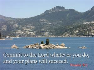 I commit this trip and all the things that will come from it to the Lord.  May I be able to grow closer to Him every day!