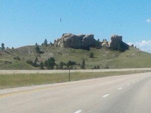 Nebraska's overwhelming scenery