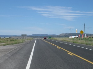 The actual Route 66!!