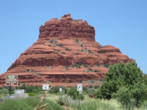 The red rocks and dirt are stunning to see!