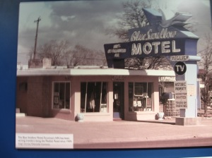 Welcome to the Blue Swallow Motel on Historic Route 66 in Tucumcari, NM!  They are still open on Route 66!!