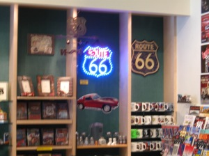More fun on Route 66!
