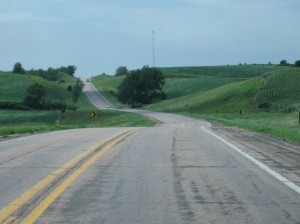 Love the open road!!